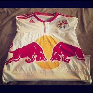 Adidas Clima-Cool NY Redbulls FC Henry Jersey